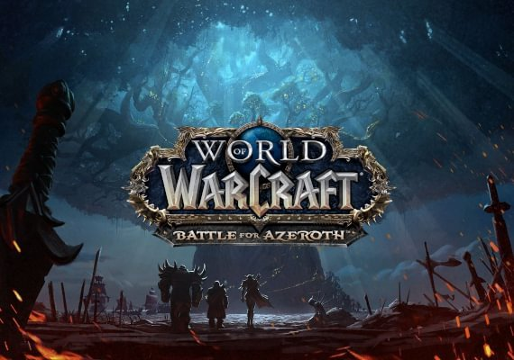 World of Warcraft: Battle for Azeroth US