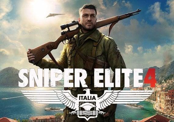 Sniper Elite 4 EU