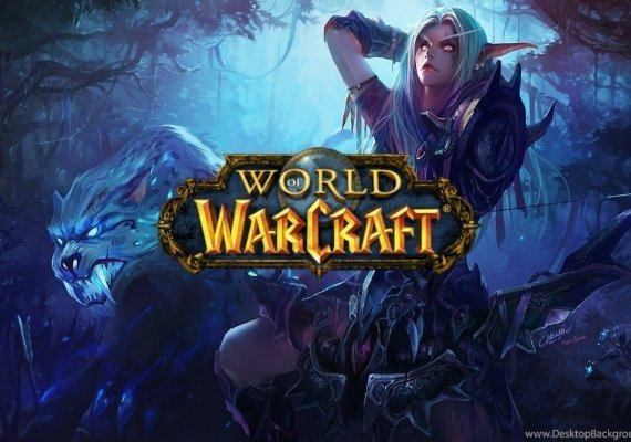 World of Warcraft 60 day time card US