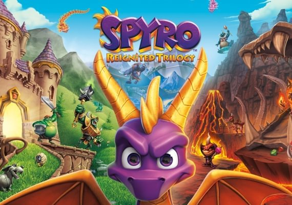 Spyro Reignited Trilogy US