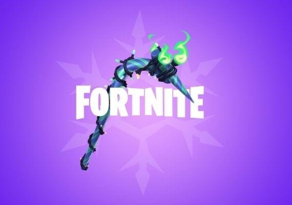 Fortnite - Merry Minty Pickaxe Skin