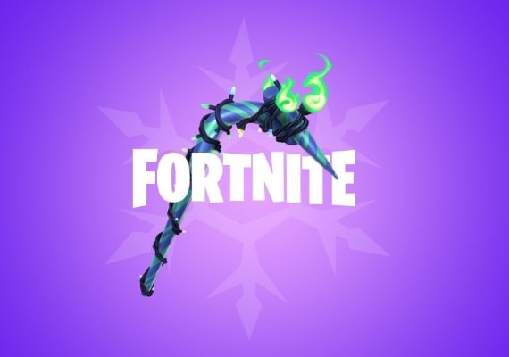 Fortnite - Merry Minty Pickaxe Skin