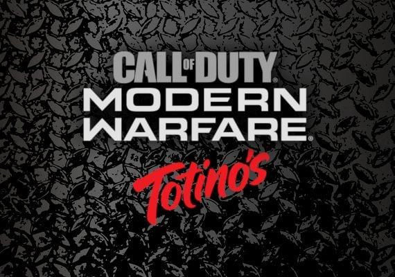 Call of Duty: Modern Warfare - Totino's Loot Code