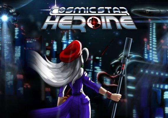 Cosmic Star Heroine