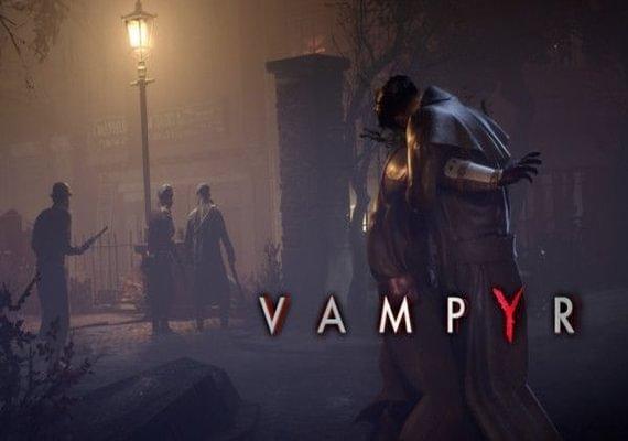 Vampyr EU ENG / PL