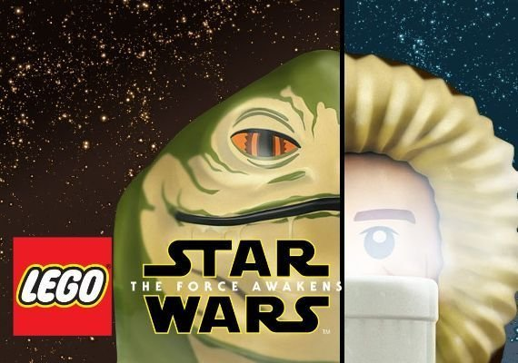 Lego Star Wars: The Force Awakens - Jabba's Palace