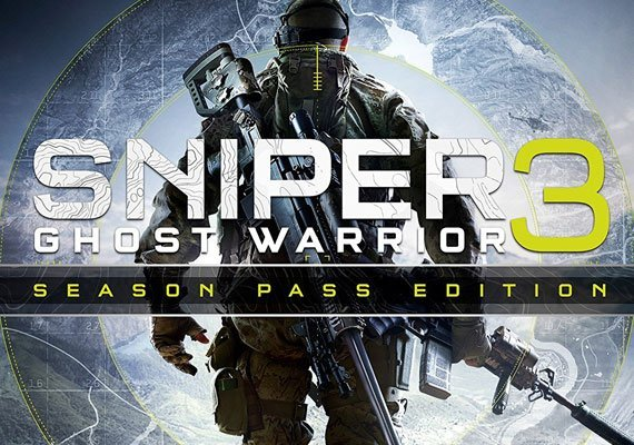 Sniper Ghost Warrior 3 - Season Pass Edition EU