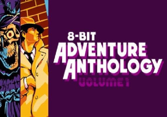 8-bit Adventure Anthology Volume I