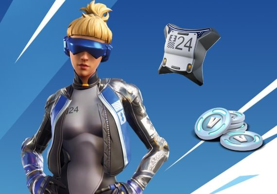 Fortnite - Neo Versa Skin Bundle (500 V-Bucks) US