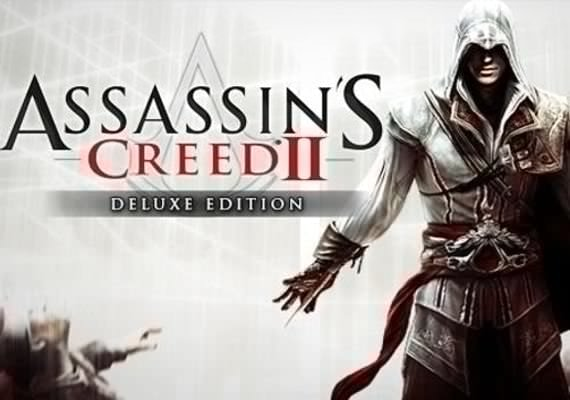 Assassin's Creed II - Deluxe Edition EU