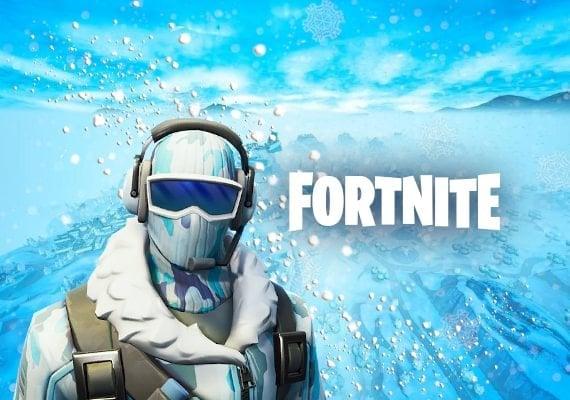 Fortnite - Deep Freeze Bundle US PS4