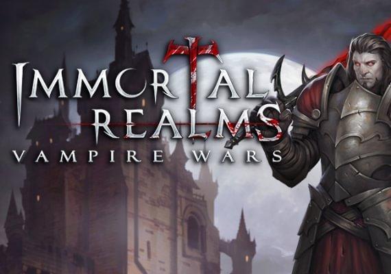 Immortal Realms: Vampire Wars EU PRE-ORDER
