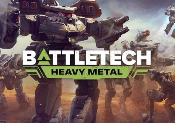 Battletech: Heavy Metal EU