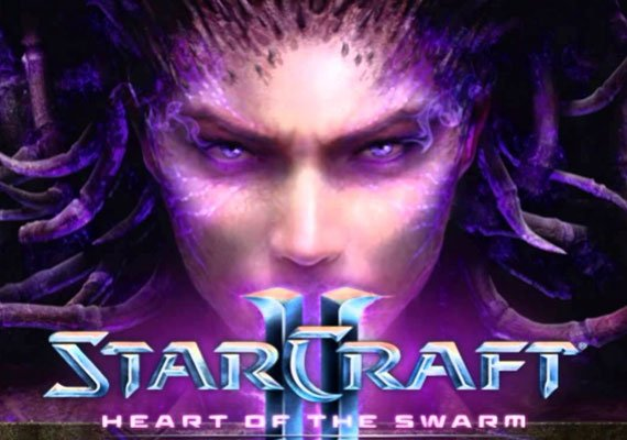 StarCraft 2: Heart of The Swarm EU