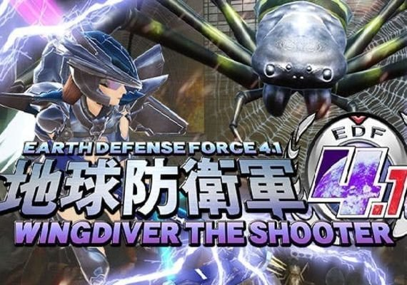 Earth Defence Force 4.1: Wingdiver The Shooter