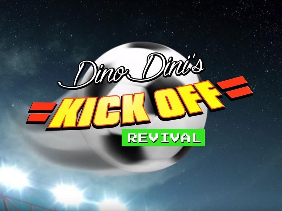 Dino Dini's Kick Off Revival - Steam Edition