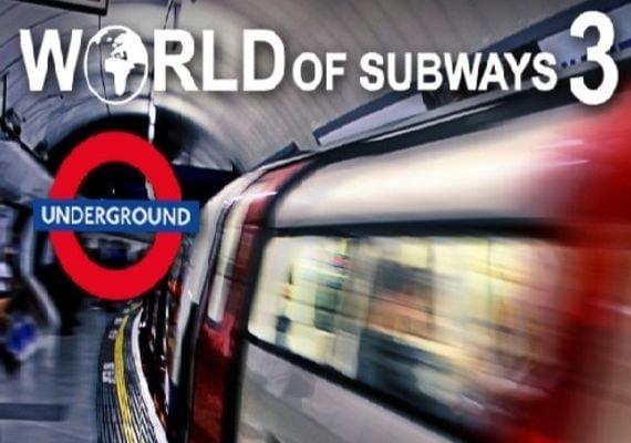 World of Subways 3: London Underground Circle Line