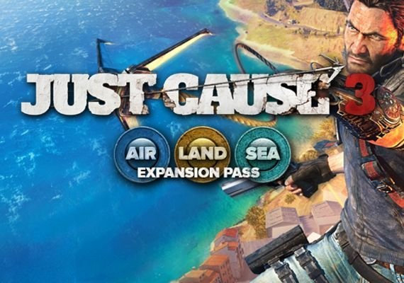 Just Cause 3: Air Land and Sea - Expansion Pass