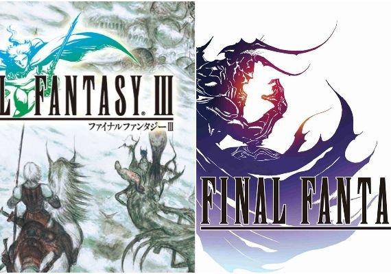 Final Fantasy III & IV