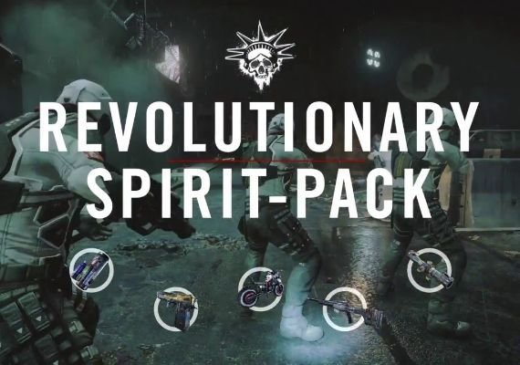 Homefront: The Revolution - Revolutionary Spirit Pack