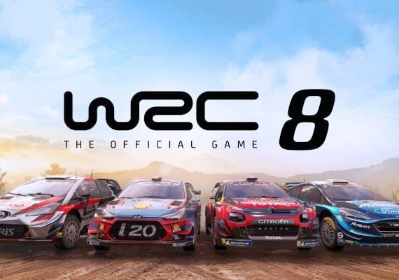 WRC 8: FIA World Rally Championship
