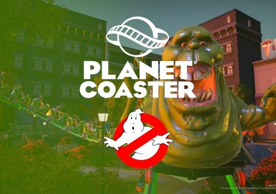 Planet Coaster - Ghostbusters