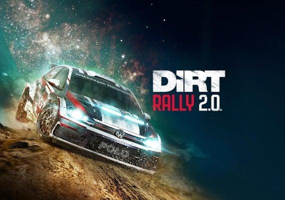 DiRT: Rally 2.0 Pre-Order Bonus