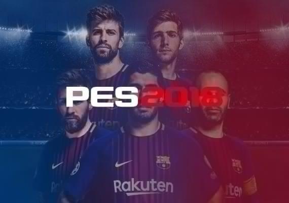 Pro Evolution Soccer 2018 EU