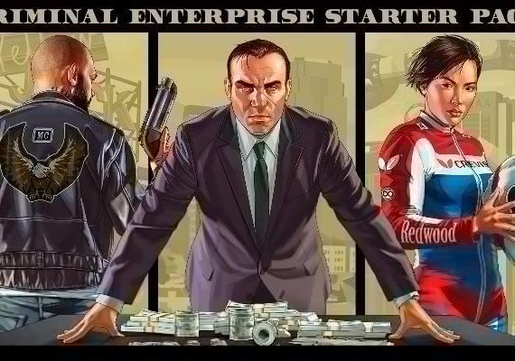 GTA Online: Criminal Enterprise - Starter Pack
