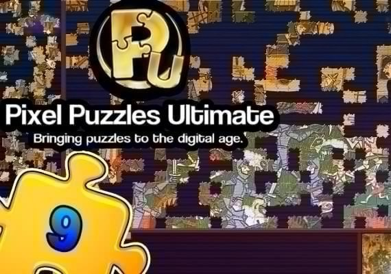 Pixel Puzzles Ultimate - Puzzle Pack: New England Fall EU