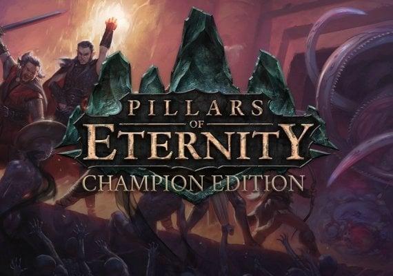 Pillars of Eternity - Champion Edition EU