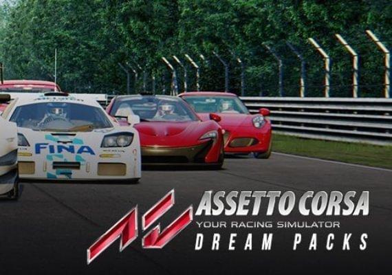 Assetto Corsa - Dream Pack 2 ENG