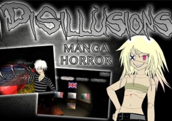 Disillusions Manga Horror