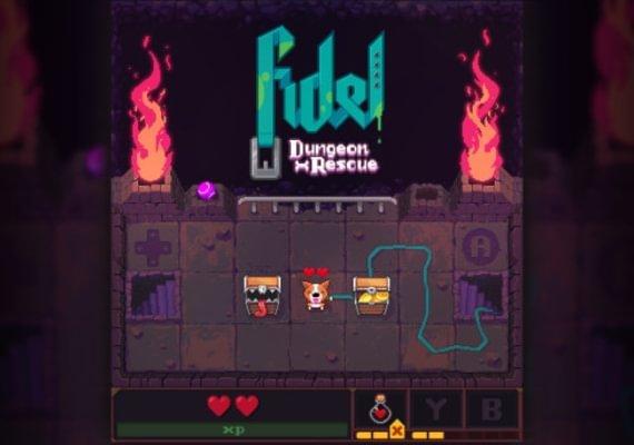 Fidel: Dungeon Rescue
