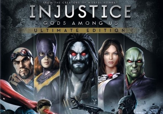 Injustice: Gods Among Us - Ultimate Edition EU