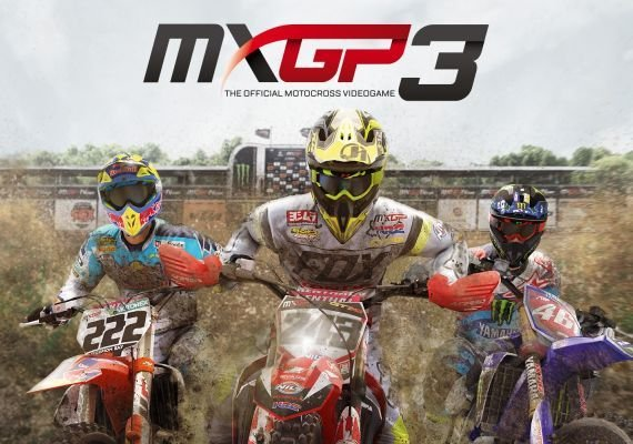 MXGP 3: The Official Motocross Videogame EU