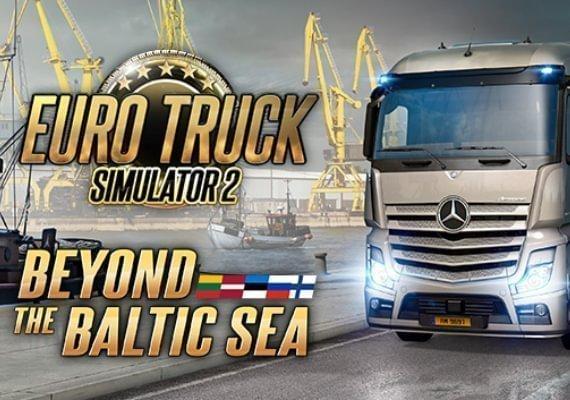 Euro Truck Simulator 2: Beyond the Baltic Sea EU