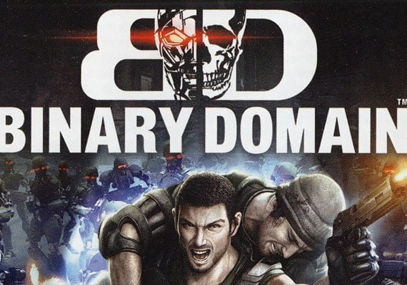 Binary Domain - Collection