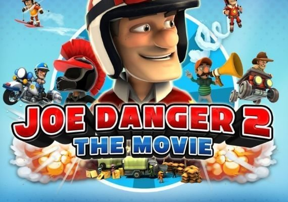 Joe Danger and Joe Danger 2: The Movie - Bundle