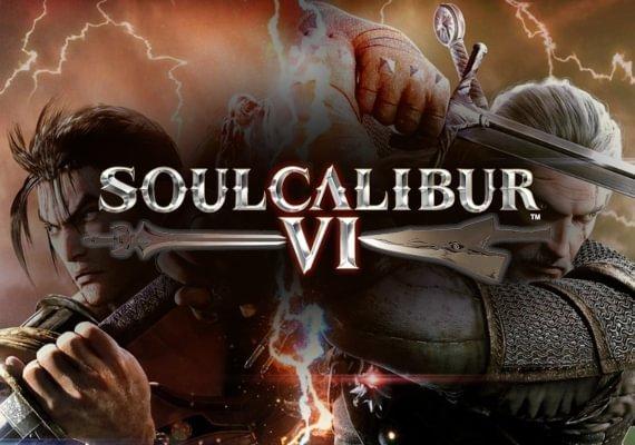 Soulcalibur VI - Deluxe Edition EU