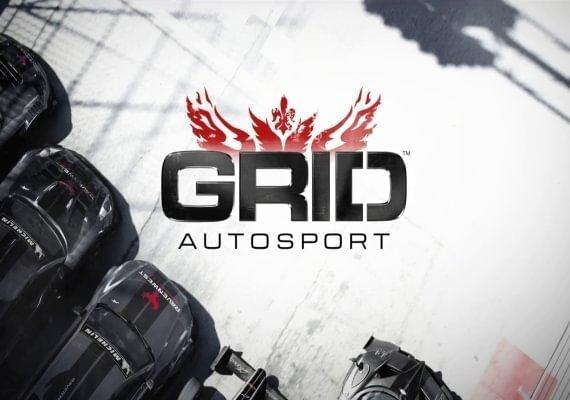 GRID Autosport: Drag Pack