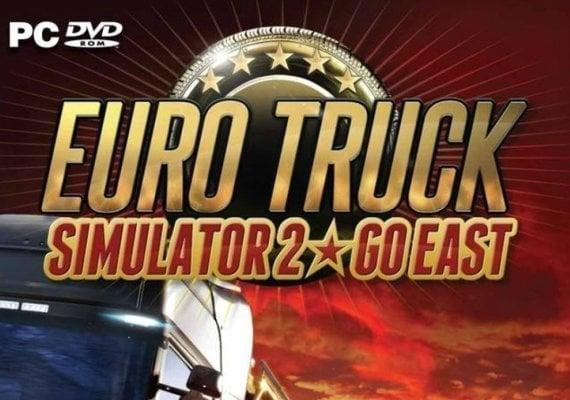 Euro Truck Simulator 2: Going East EU