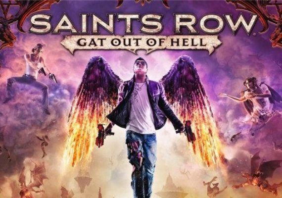 Saints Row IV: Game of the Century Edition + Saints Row: Gat out of Hell - First Edition
