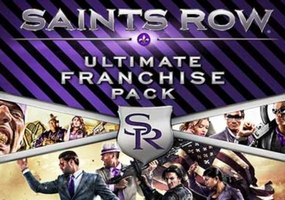 Saints Row - Ultimate Franchise Pack