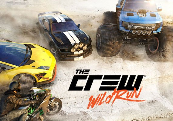 The Crew + Wild Run DLC