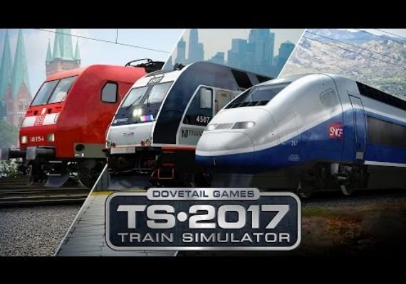 Train Simulator 2017 - Town Scenery Pack