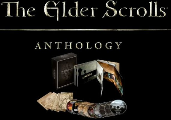 The Elder Scrolls - Anthology PL