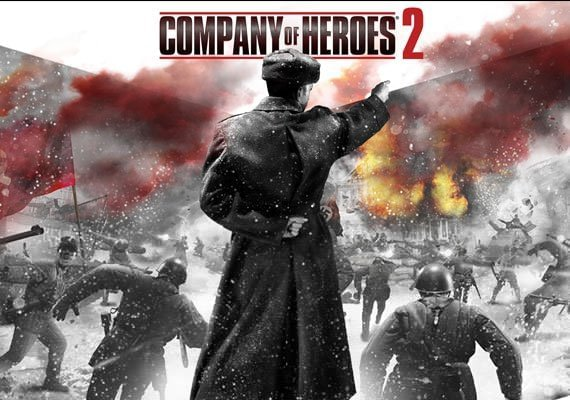 Company of Heroes 2 - German Skin Four Color Disruptive Pattern Bundle