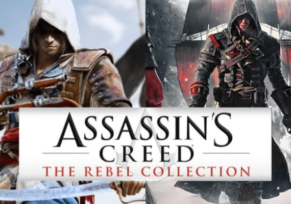 Assassin's Creed - The Rebel Collection US
