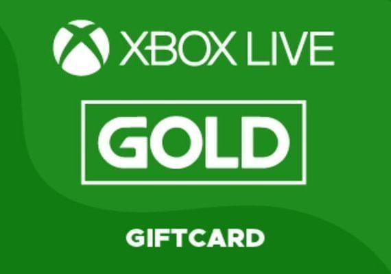Xbox Live Gold 12 months CA